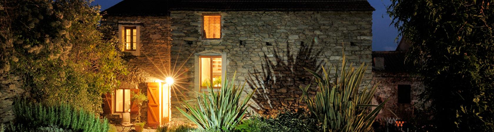 Prestige Villas in Corsica certified by Gîtes de France